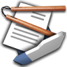 96x96px size png icon of Documents Settings