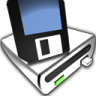 96x96px size png icon of Floppy