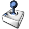 96x96px size png icon of Joystick