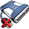 96x96px size png icon of Network Drive Offline