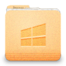 96x96px size png icon of folder wine