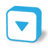 96x96px size png icon of button dropdown