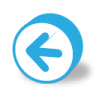 96x96px size png icon of button round arrow left