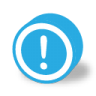 96x96px size png icon of button round dark warning