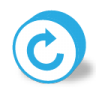 96x96px size png icon of button round end