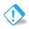 96x96px size png icon of button square warning