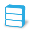 96x96px size png icon of database