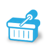 96x96px size png icon of shopping basket