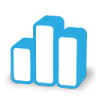 96x96px size png icon of stats