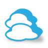 96x96px size png icon of weather clouds