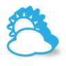 96x96px size png icon of weather cloudy