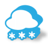 96x96px size png icon of weather snow