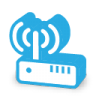 96x96px size png icon of wifi wlan