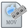 96x96px size png icon of MovieTypeMOV