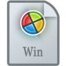 96x96px size png icon of WindowsUnknown