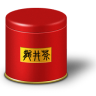 96x96px size png icon of tea caddy box