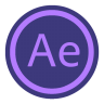 96x96px size png icon of App Adobe After Effect