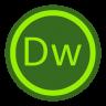 96x96px size png icon of App Adobe Dreamweaver