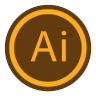 96x96px size png icon of App Adobe Illustrator