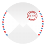 96x96px size png icon of App Airmail