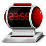 96x96px size png icon of Clock Date Time