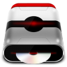 96x96px size png icon of Device CD Rom