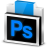 96x96px size png icon of File Adobe Photoshop