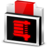 96x96px size png icon of File Zip Rar Archive