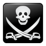 96x96px size png icon of pirate