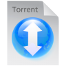 96x96px size png icon of torrent file