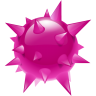 96x96px size png icon of virus
