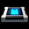 96x96px size png icon of dev floppy big