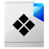 96x96px size png icon of document default
