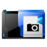 96x96px size png icon of folder camera