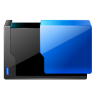 96x96px size png icon of folder open floder
