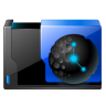 96x96px size png icon of folder url history