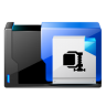 96x96px size png icon of folder zip