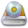 96x96px size png icon of Device Cd Drive