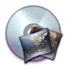 96x96px size png icon of Device Picture Cd