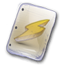 96x96px size png icon of Filetype Winamp File