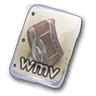96x96px size png icon of Filetype wmv