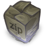 96x96px size png icon of Filetype zip