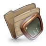 96x96px size png icon of Folder Desktop Folder