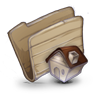 96x96px size png icon of Folder Home Folder