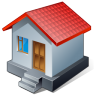 96x96px size png icon of 1 Normal Home