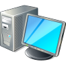 96x96px size png icon of 2 Hot Computer