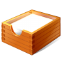96x96px size png icon of 2 Hot Paper Box