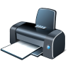 96x96px size png icon of 2 Hot Printer