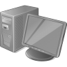 96x96px size png icon of 4 Disabled Computer
