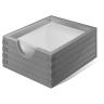 96x96px size png icon of 4 Disabled Paper Box